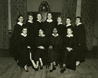 Student government, 1955