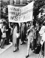 Commencement protest, 1972