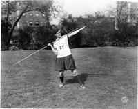 Javelin Throwing, 1926