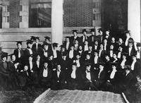 Barnard College Class of 1903 Portrait
