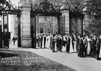 Barnard College Class of 1908 Class Day Procession, 1908