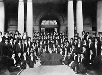 Barnard College Class of 1910 Portrait