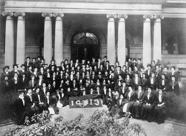 Barnard College Class of 1913 Portrait