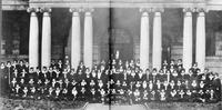 Barnard College Class of 1922 Portrait