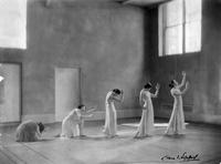 Greek Games Dance, 1933