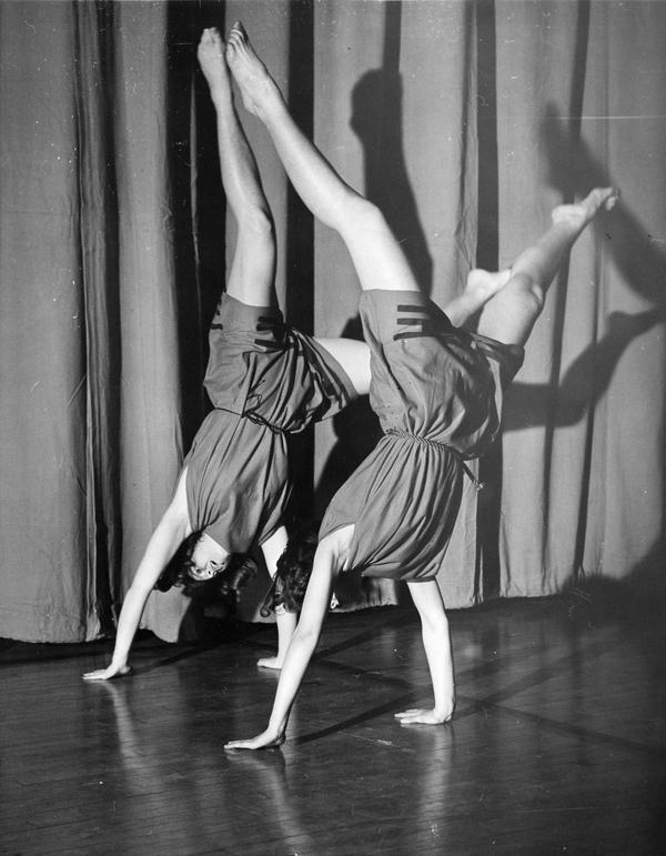 Greek Games Dance, 1939