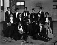 Barnard College Mandolin Guitar Club, 1903