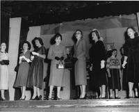 Unidentified theatrical performance, circa 1940-50s