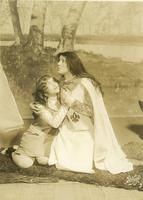 Unidentified theatrical performance, 1906