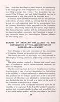 The Bulletin of the Associate Alumnae of Barnard College, December 1914, page 20