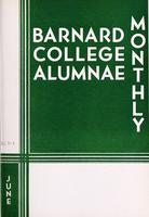Barnard College Alumnae Monthly, June 1934