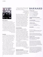 Barnard Magazine, Winter 2012, page 4