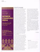Barnard Magazine, Winter 2012, page 6