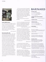 Barnard Magazine, Winter 2014, page 4