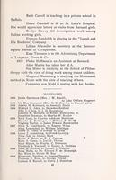 The Bulletin of the Associate Alumnae of Barnard College, April 1913, page 19