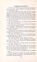 The Bulletin of the Associate Alumnae of Barnard College, December 1913, page 16