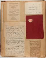 Frances Hope Purdon Leavitt Scrapbook, 1901-1910, page 30, Inclusion 3