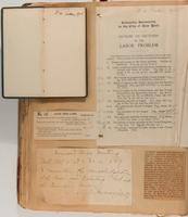 Frances Hope Purdon Leavitt Scrapbook, 1901-1910, page 66, Inclusion 1