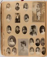 Frances Hope Purdon Leavitt Scrapbook, 1901-1910, page 104