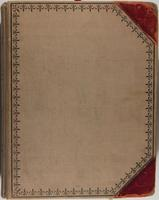 Frances Hope Purdon Leavitt Scrapbook, 1901-1910