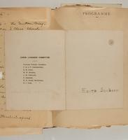 Edith Somborn Issacs Scrapbook, 1903-1906, page 49, Inclusion 1