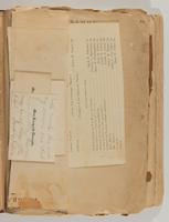 Edith Somborn Issacs Scrapbook, 1903-1906, page 63