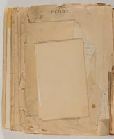 Edith Somborn Issacs Scrapbook, 1903-1906, page 74