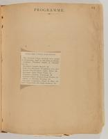 Edith Somborn Issacs Scrapbook, 1903-1906, page 81, Inclusion 1
