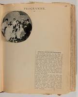 Edith Somborn Issacs Scrapbook, 1903-1906, page 33