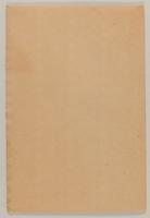 Mary Catherine Reardon Scrapbook, 1903-1911, page 33, Inclusion 4