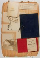 Mary Catherine Reardon Scrapbook, 1903-1911, page 3