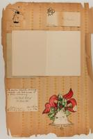 Mary Catherine Reardon Scrapbook, 1903-1911, page 52, Inclusion 2, page 3