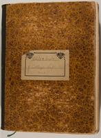 Eleanor Myers Jewett Scrapbook Collection