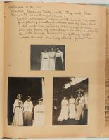 Eleanor Myers Jewett Scrapbook, vol. 3, 1910-1911, page 109