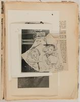 Eleanor Myers Jewett Scrapbook, vol. 2, 1909-1910, page 189, Inclusion 3