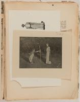 Eleanor Myers Jewett Scrapbook, vol. 2, 1909-1910, page 189, Inclusion 5