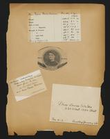 Grace R. Greenbaum Epstein Scrapbook, 1911-1913, page 8