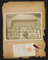 Grace R. Greenbaum Epstein Scrapbook, 1911-1913, page 10