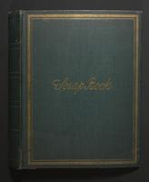 Grace R. Greenbaum Epstein Scrapbook, 1911-1913, page 1