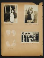 Grace R. Greenbaum Epstein Scrapbook, 1911-1913, page 19