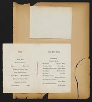 Grace R. Greenbaum Epstein Scrapbook, 1911-1913, page 22, Inclusion 2
