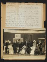 Grace R. Greenbaum Epstein Scrapbook, 1911-1913, page 30
