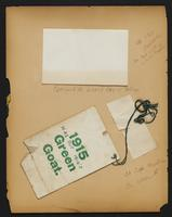 Grace R. Greenbaum Epstein Scrapbook, 1911-1913, page 5