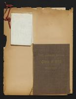 Grace R. Greenbaum Epstein Scrapbook, 1911-1913, page 31