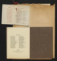 Grace R. Greenbaum Epstein Scrapbook, 1911-1913, page 31, Inclusion 1, page 2