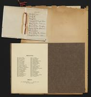 Grace R. Greenbaum Epstein Scrapbook, 1911-1913, page 31, Inclusion 1, page 3