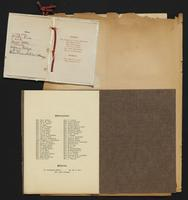 Grace R. Greenbaum Epstein Scrapbook, 1911-1913, page 31, Inclusion 1, page 4