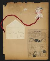 Grace R. Greenbaum Epstein Scrapbook, 1911-1913, page 36