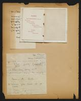 Grace R. Greenbaum Epstein Scrapbook, 1911-1913, page 43, Inclusion 1, page 3