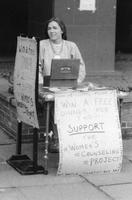 Fundraising for Women's Counseling Project, C1977